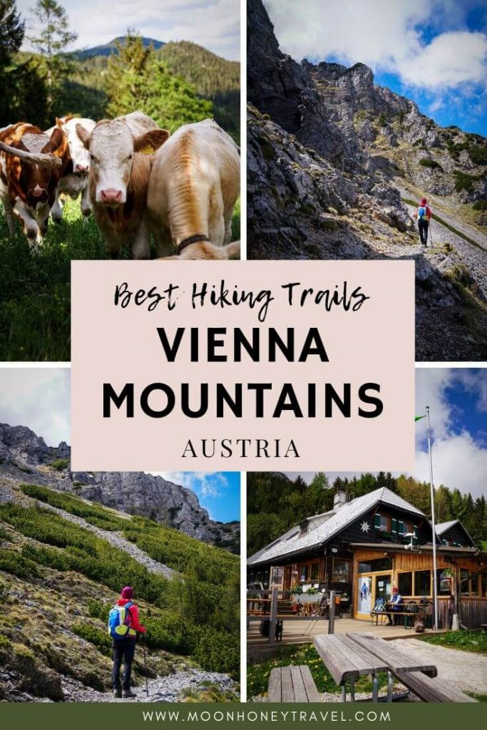 Wandern in den Wiener Hausbergen, Österreich