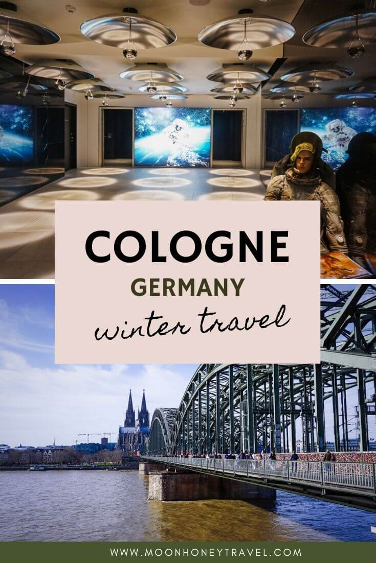 Cologne Germany Winter Travel