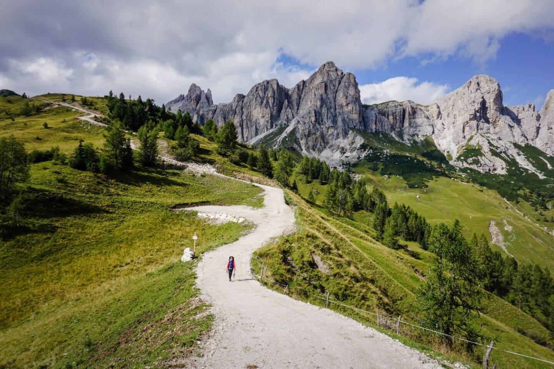 Alta Via 1, Dolomites