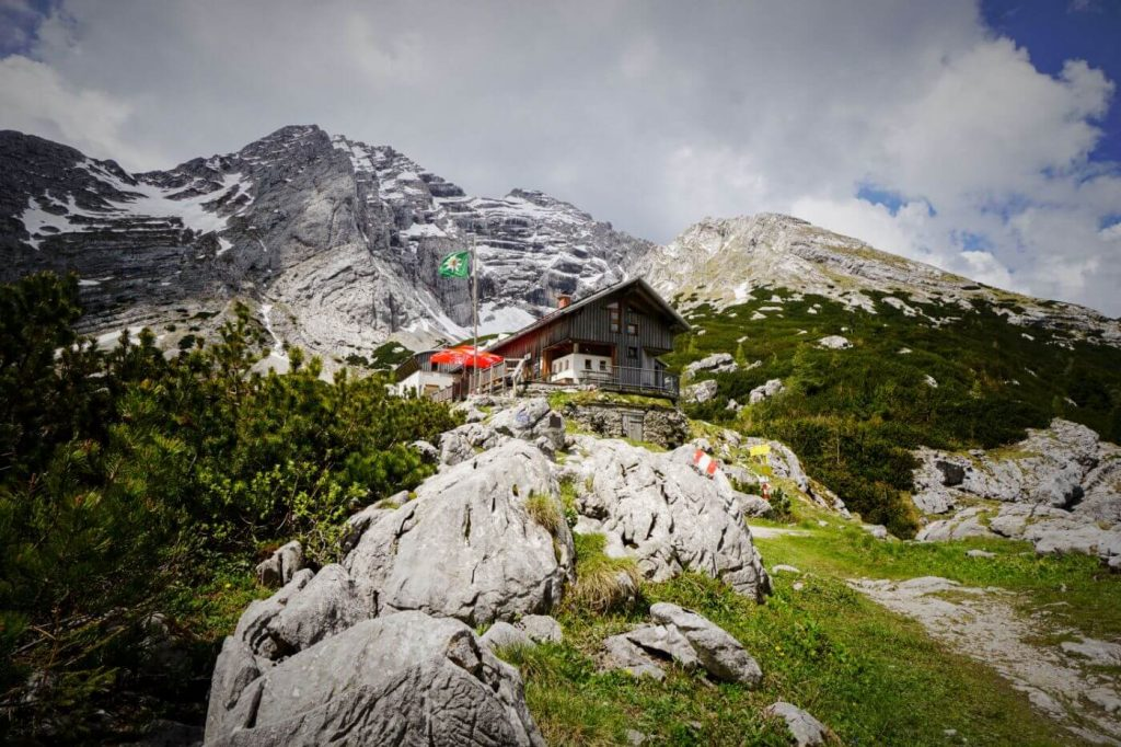 Gesäuse National Park, Ennstaler Alps, Austrian Alps Hiking Guide