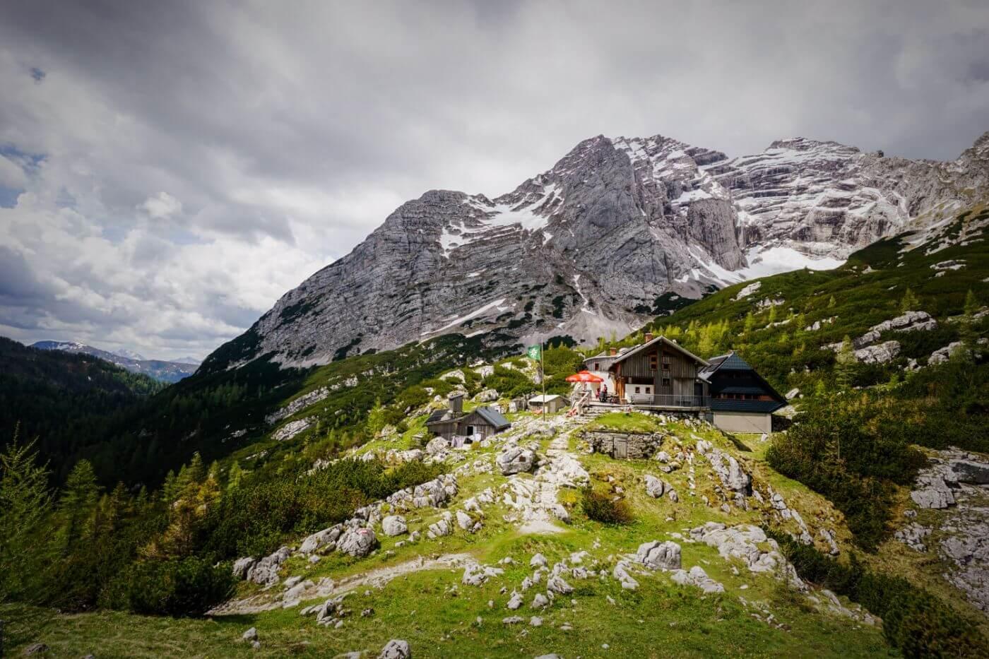 Hesshütte, Gesäuse National Park, Ennstaler Alps