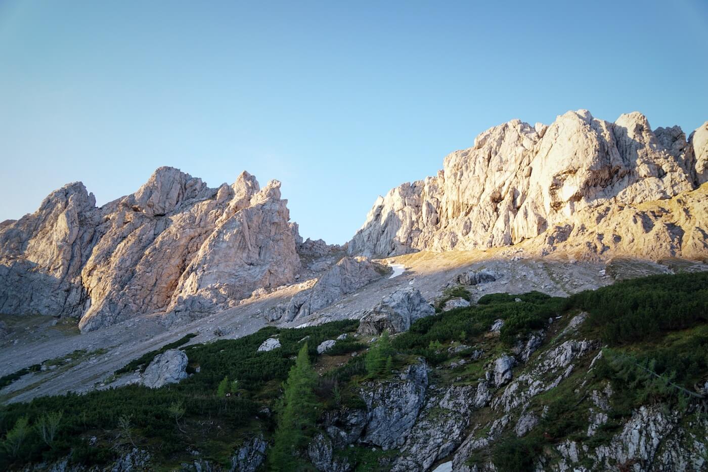 Hochschwab Mountains, Austrian Alps, Austria