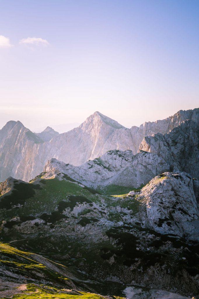 Hike to Mount Triglav, Triglav National Park