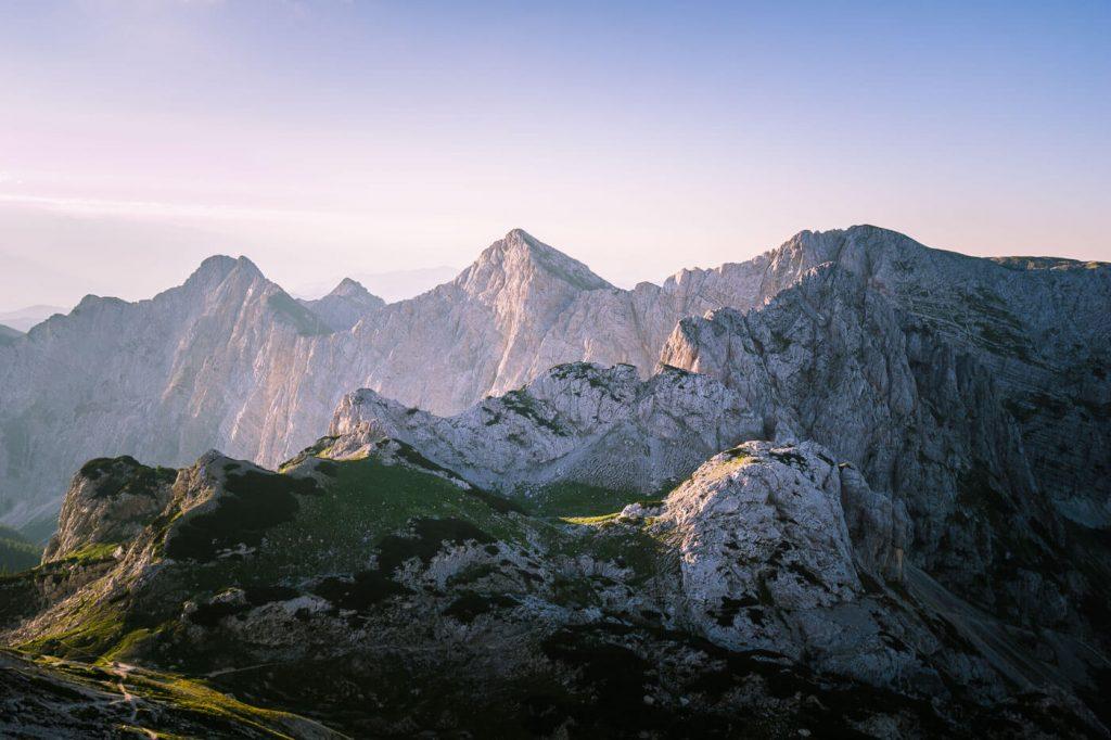 Julian Alps, Triglav National Park, Slovenia Hikes