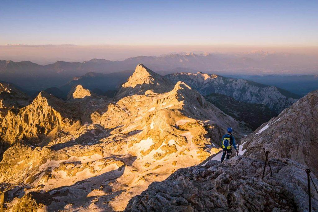 Mount Triglav Summit Hike, Best Hiking Trails in Slovenia