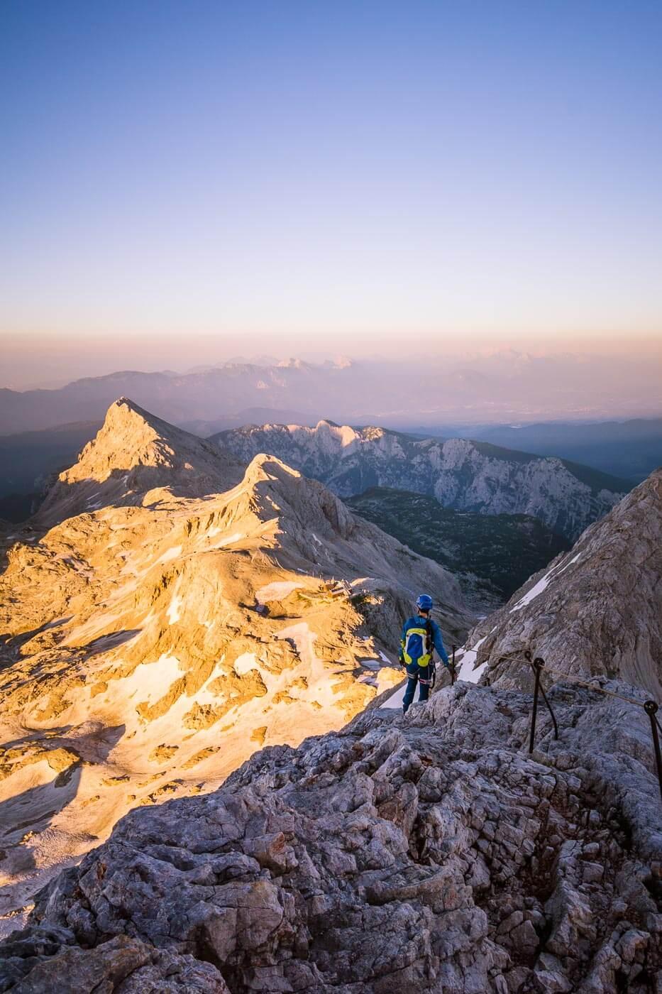 Mount Triglav, Slovenia