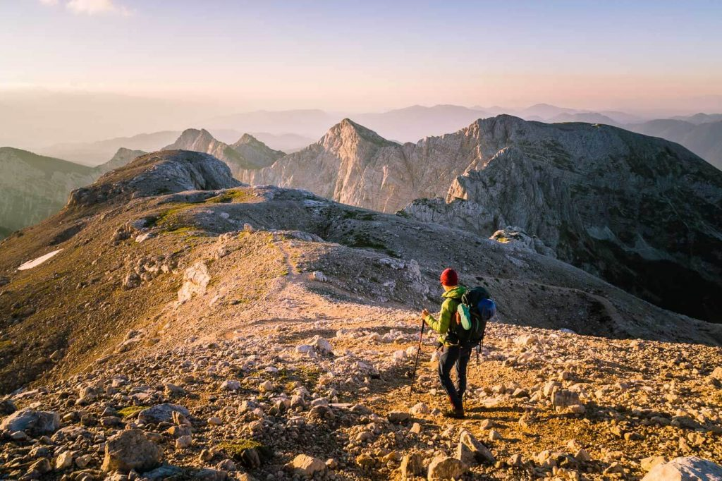 Hiking in Slovenia: best day hikes and hut to hut hiking trails