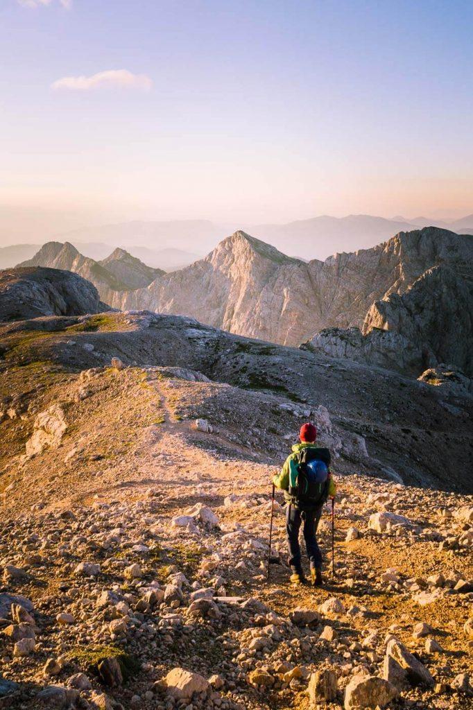 Pokljuka to Triglav Hike, Julian Alps