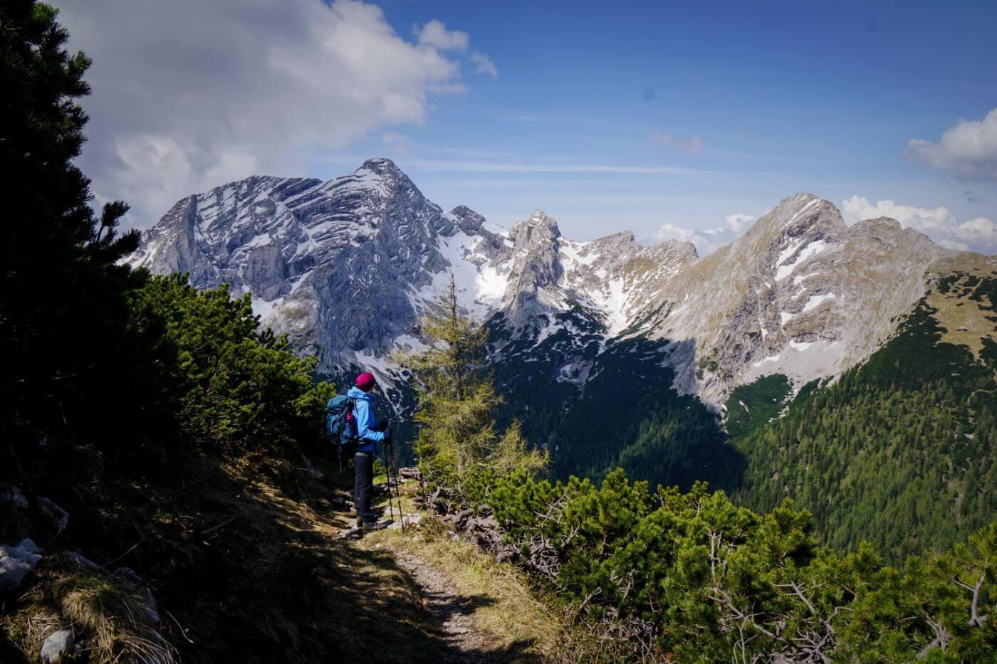 Panoramaweg, Gesäuse National Park, Austria