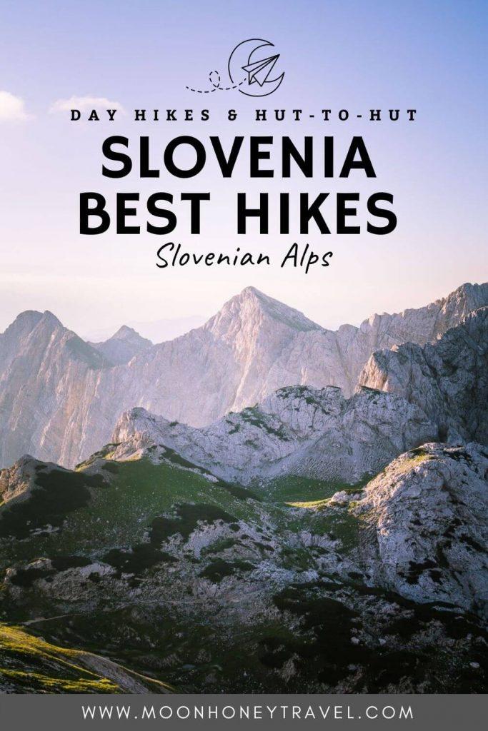 Slovenia Best Hikes