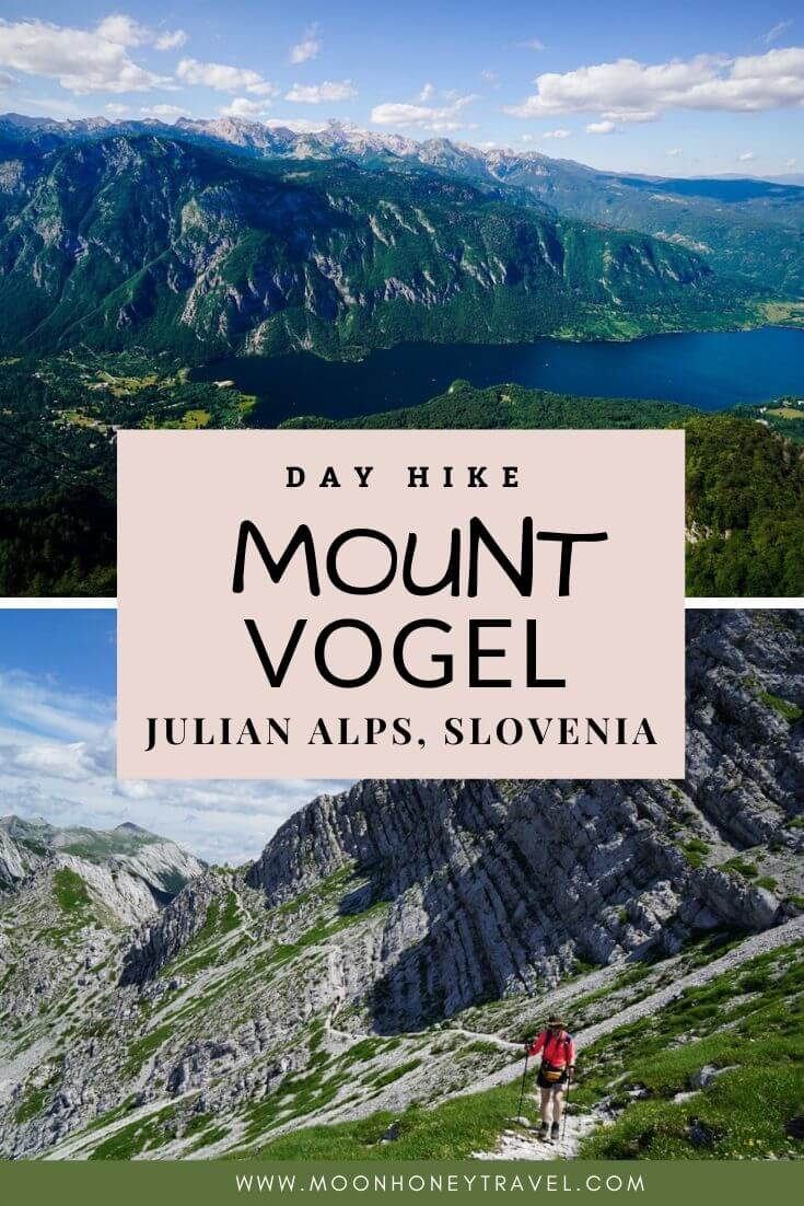 Mount Vogel, Lake Bohinj Day Hike, Slovenia