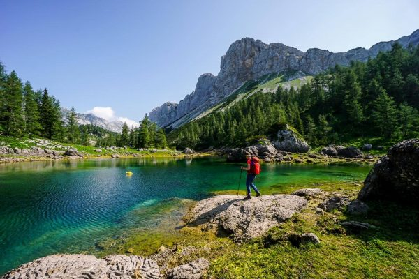 Triglav Lakes Valley Day Hike, Julian Alps, Slovenia
