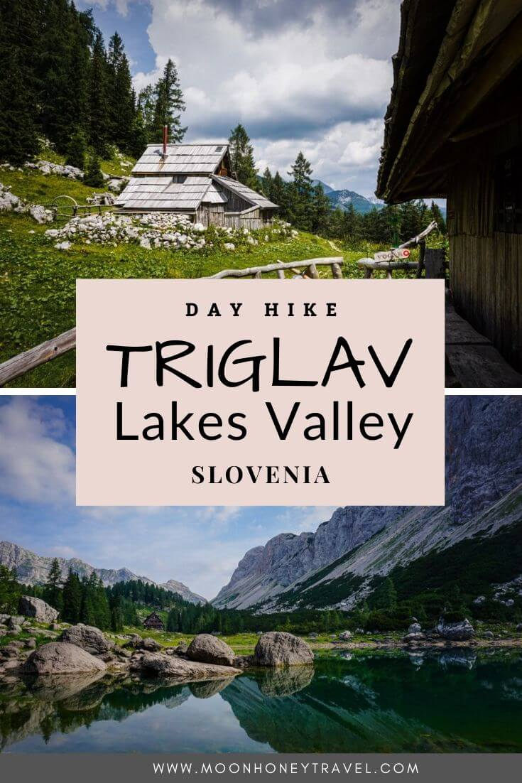 Triglav Lakes Valley Day Hike in Triglav National Park, Slovenia