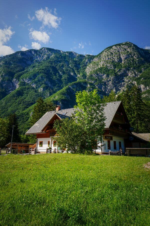 Hiša Erlah, Ukanc Bed and Breakfast, Lake Bohinj