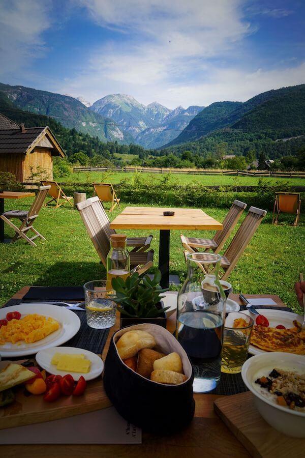Hotel Majerca Breakfast, Stara Fužina