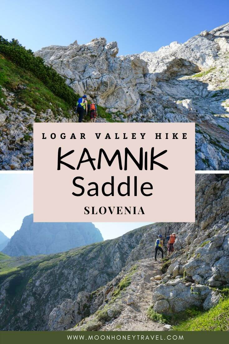Logar Valley to Kamnik Saddle Day Hike, Slovenia