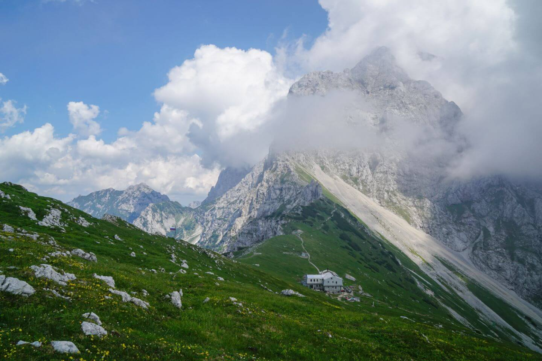 Kamnik Saddle and Kamnik Saddle Lodge