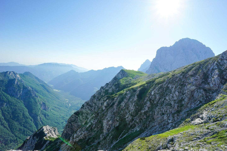Kamnik Saddle, Kamnik-Savinja Alps, Slovenia