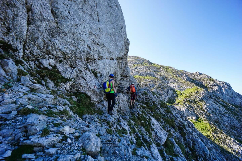 Kamnik Saddle to Planjava Hike, Slovenian Alps