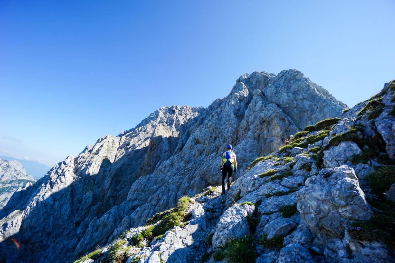 Planjava Day Hike, Slovenia