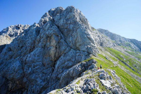 Kamnik Saddle to Planjava Hike, Kamnik Savinja Alps