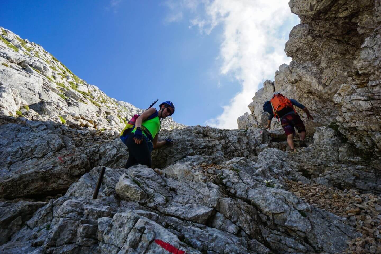 Hiking to Planjava, Kamnik Savinja Alps