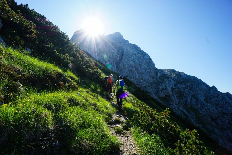 Kamnik Saddle to Planjava Hike, Slovenia