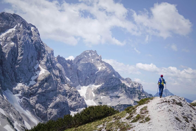 Hike to Ledinski Vrh, Kamnik-Savinja Alps, Slovenia