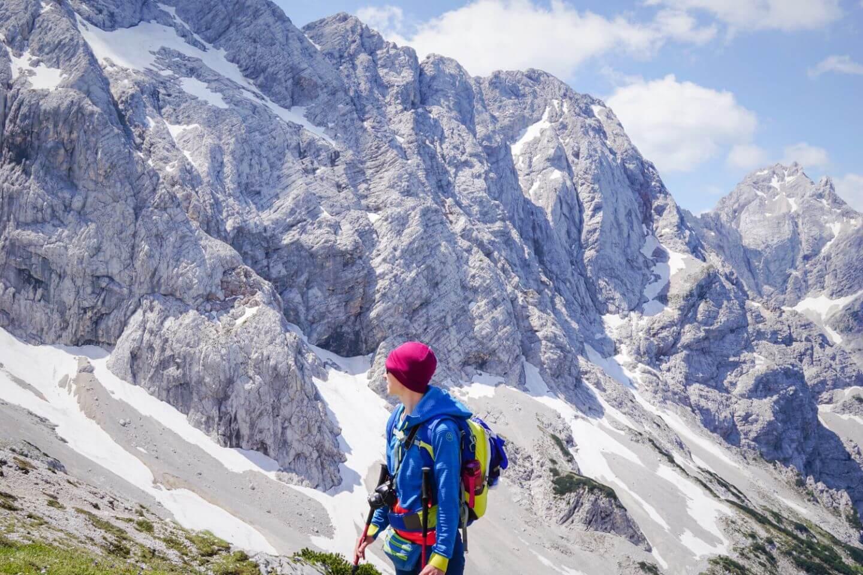 Jezersko Saddle, Kamnik-Savinja Alps, Slovenia