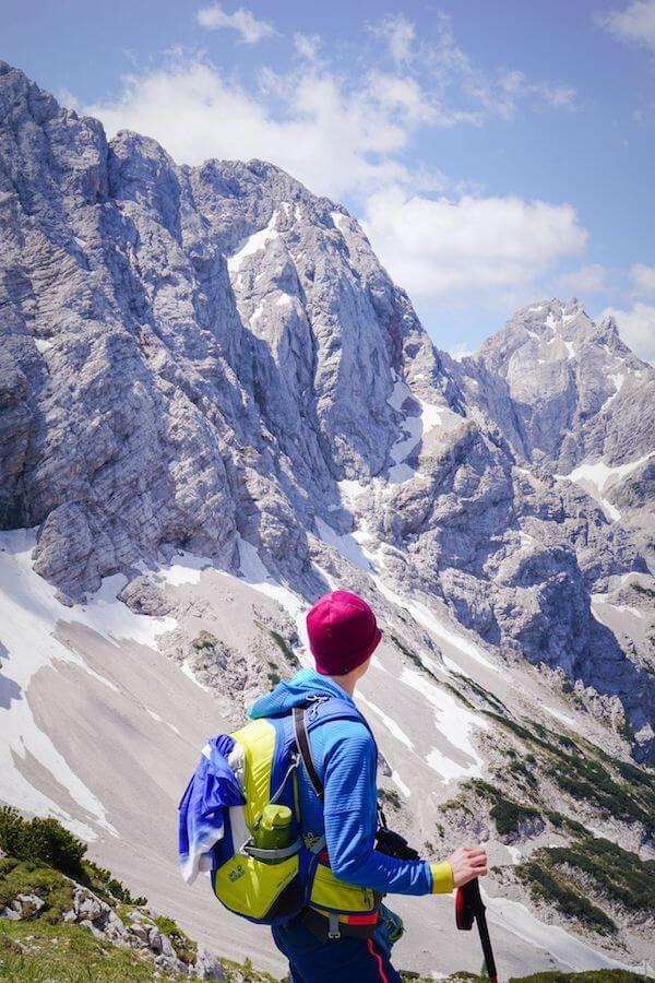 Ledinski Vrh Peak Hike, Kamnik Alps, Slovenia