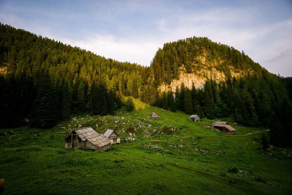 Planina pri Jezeru, Julian Alps, Slovenia