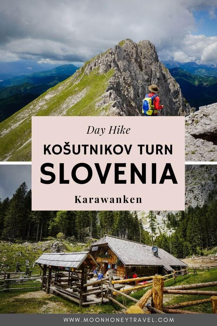 Hiking to Planina Dolga Njiva and Košutnikov Turn, Karawanken