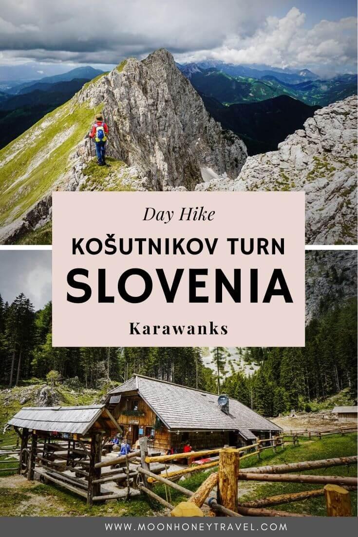 Hiking to Planina Dolga Njiva and Košutnikov Turn, Karawanks
