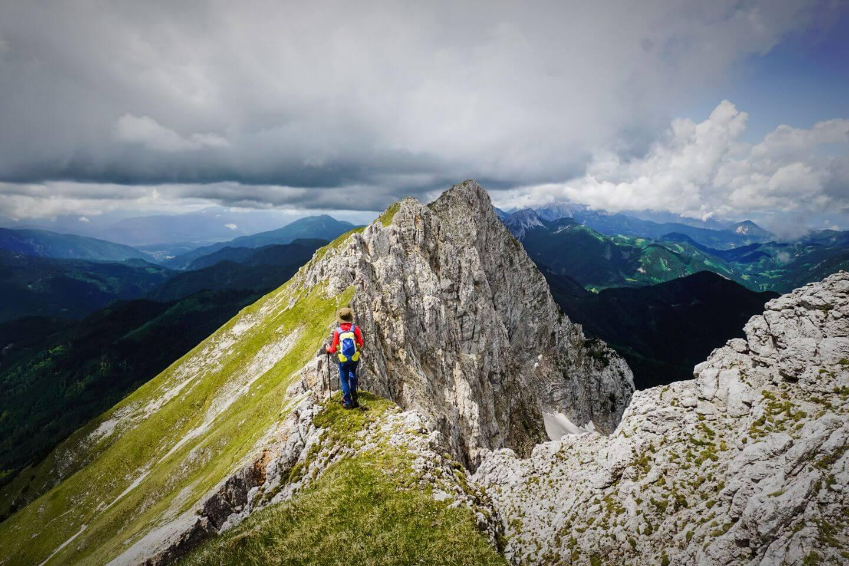 Košutnikov Turn Day Hike in the Karawanks (Karavanke) Mountains, Slovenia