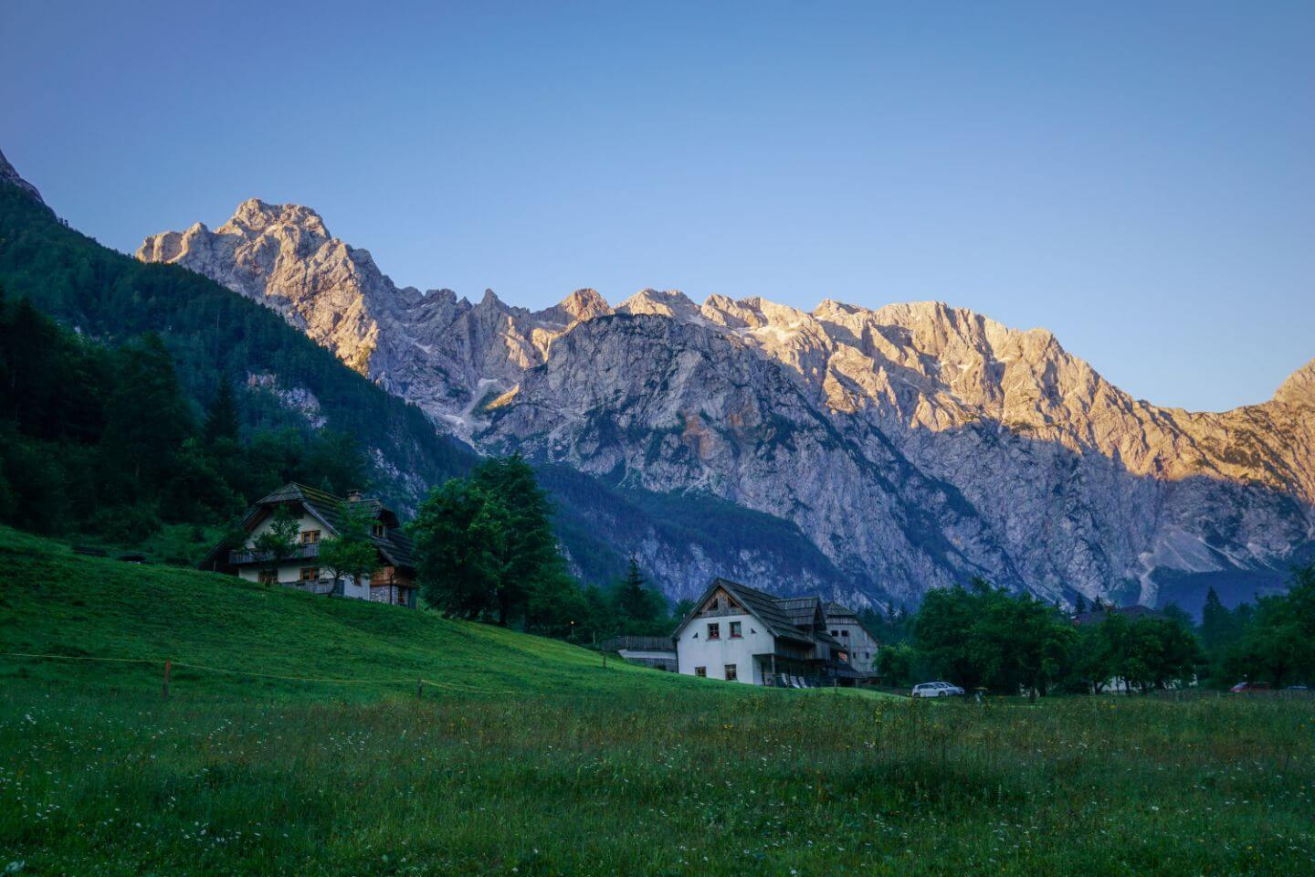 Logar Valley, Slovenia 5 Day Itinerary