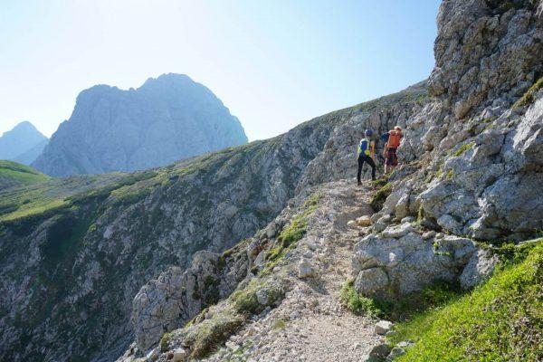 Kamnik Saddle Hike, Slovenia