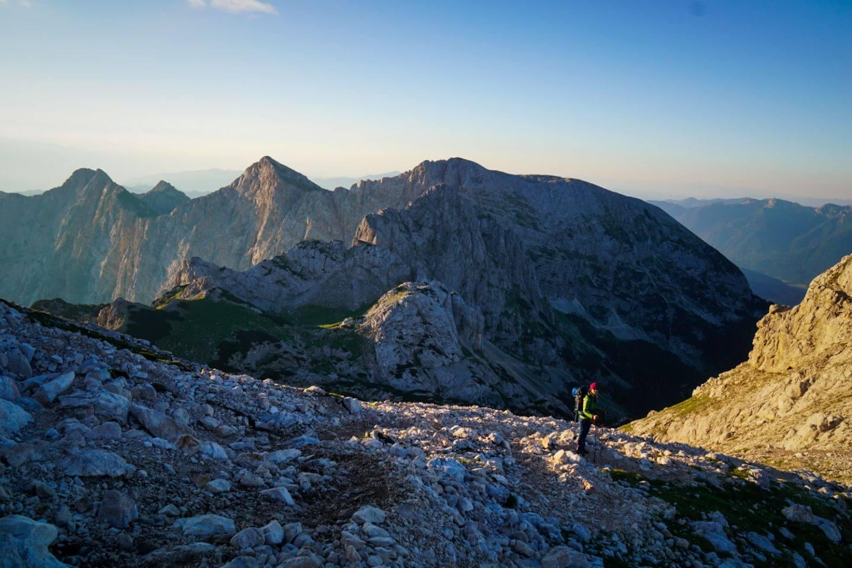 Mount Triglav via Dom Planika, Julian Alps, Slovenia