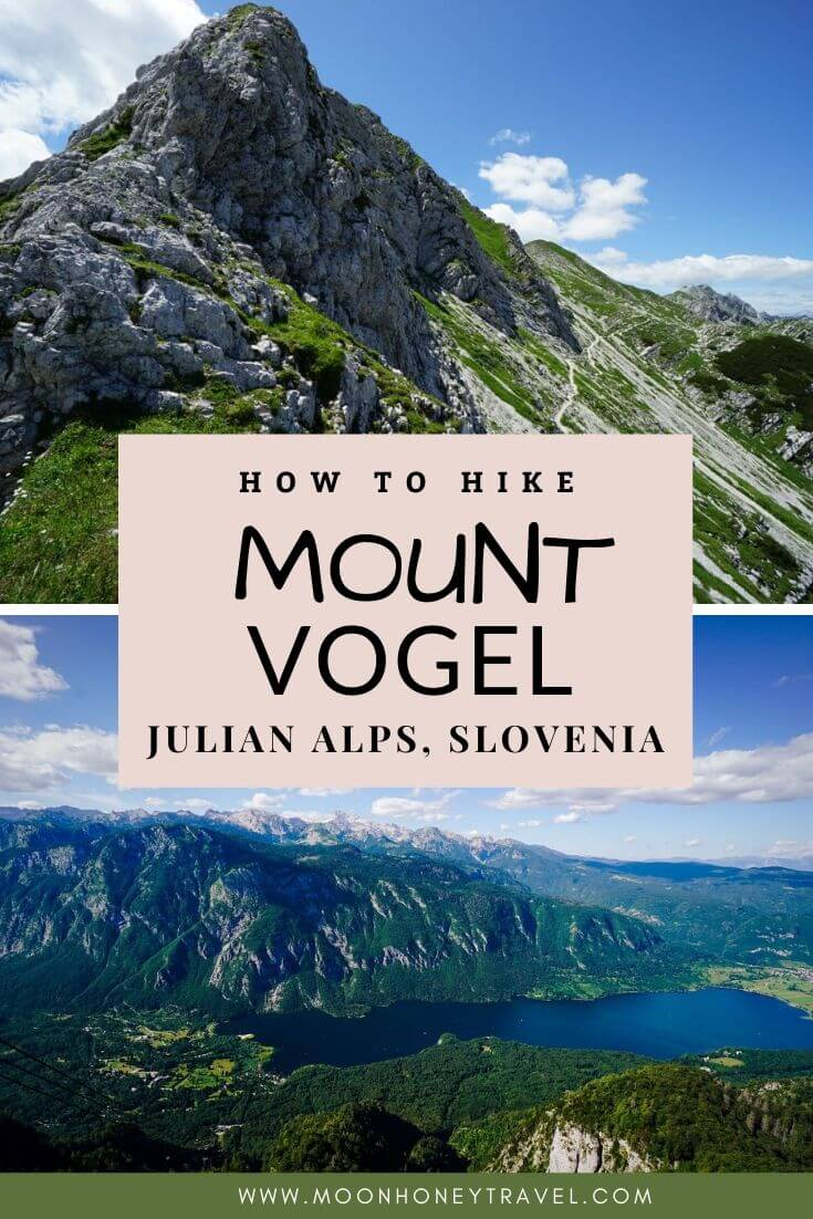 Mount Vogel Day Hike, Julian Alps, Slovenia