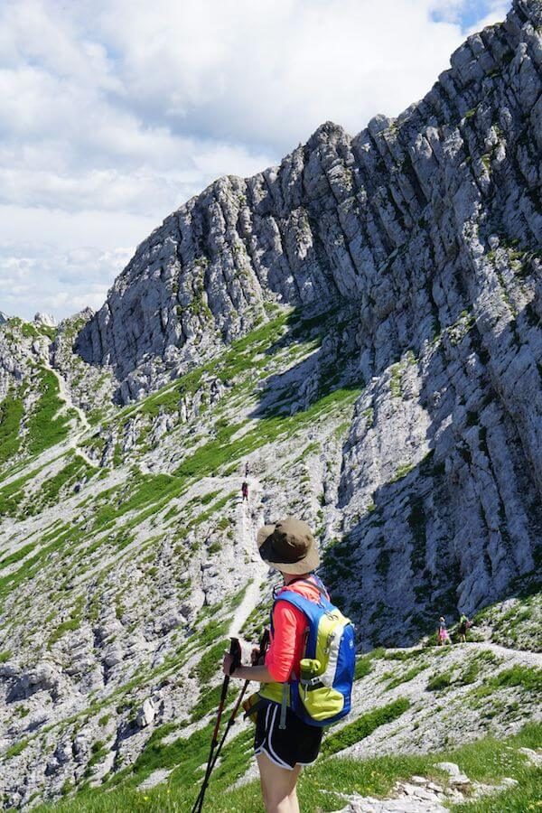 Mount Vogel, Southern Julian Alps