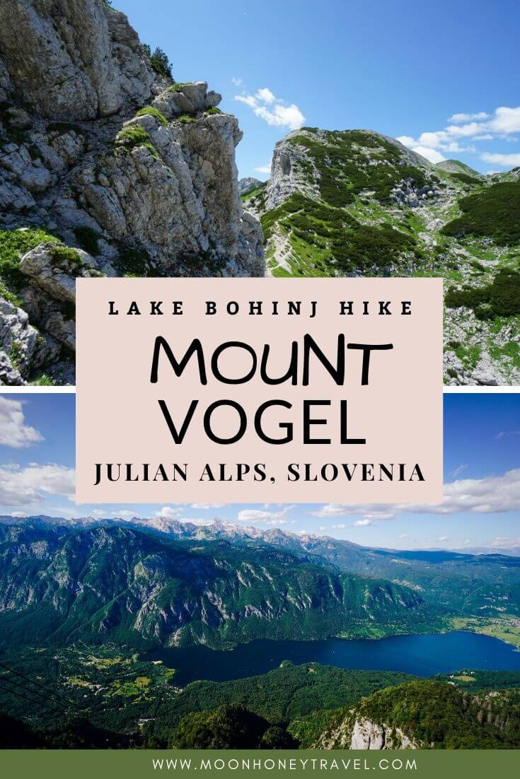 Mount Vogel Hike, Lake Bohinj, Slovenia