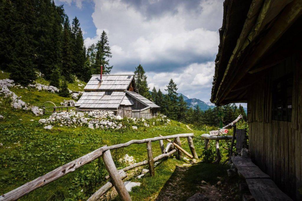 Planina Viševnik, Julian Alps, Slovenia - Seven Lakes Valley hike