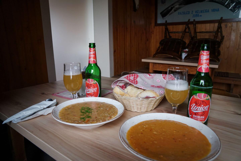 Traditional Slovenian Soups, Dom Na Kofcah