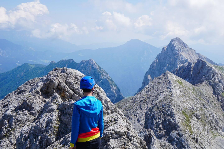 Planjava Summit, Kamnik-Savinja Alps