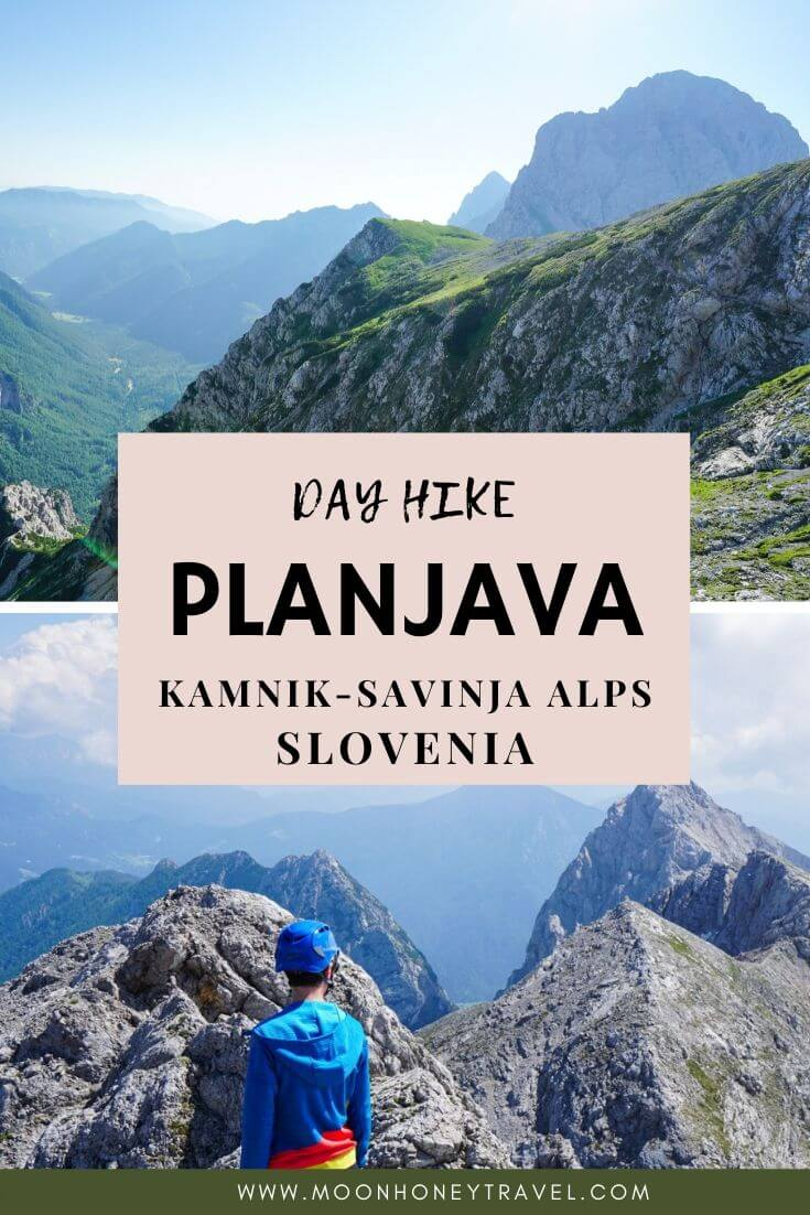 Logar Valley to Planjava Day Hike, Slovenia