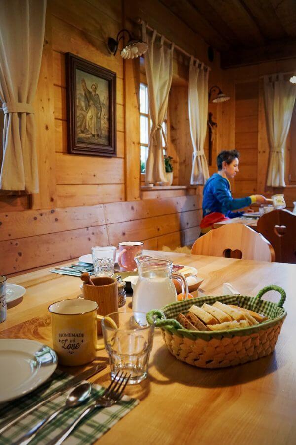 Tourist Farm Šenkova domačija in Zgornje Jezersko, Slovenia accommodation