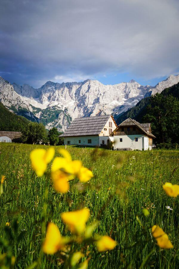 Tourist Farm Šenkova domačija in Zgornje Jezersko, Where to Stay in Slovenia