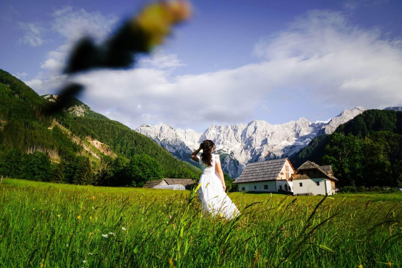 Šenkova domačija Farm Stay, Slovenia Road Trip Itinerary