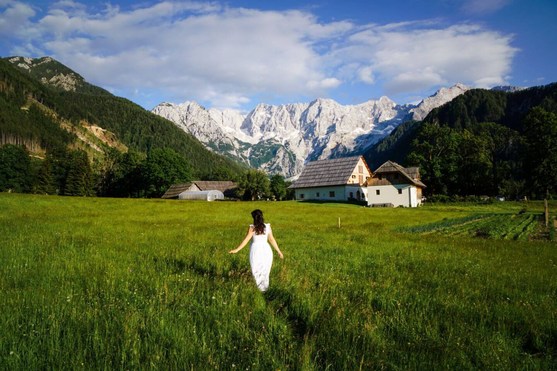 Tourist Farm Šenkova domačija, Jezersko, Slovenia in 5 Days