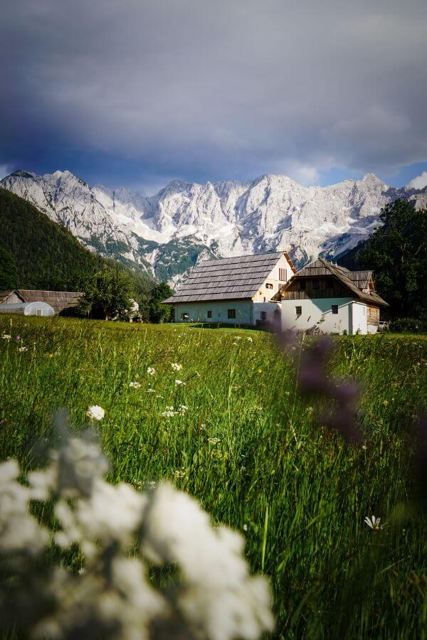 Tourist Farm Šenkova domačija, Jezersko, Slovenia accommodation