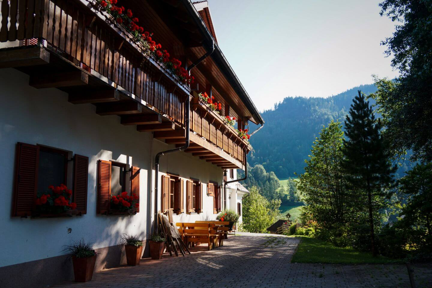 Tourist Farm Stoglej, Hidden Gems in Slovenia